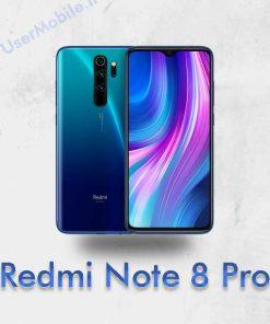 گوشی شیائومی ردمی نوت 8 پرو Xiaomi Redmi Note 8 Pro Blue Color رنگ آبی