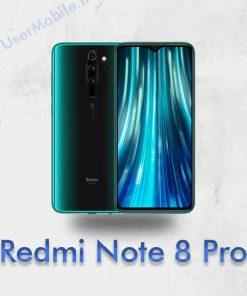 گوشی شیائومی ردمی نوت 8 پرو Xiaomi Redmi Note 8 Pro Green Color رنگ سبز